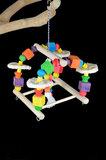 speelgoed voor parkiet en kleine papegaai 1