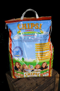 Chipsy grains de maïs