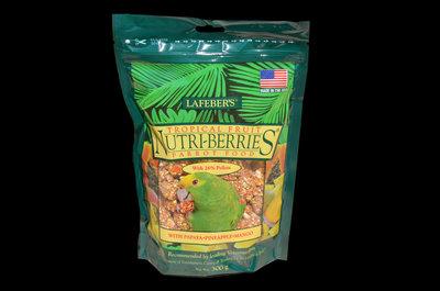 Nutri-Berries Tropical (Fruit) 284 grammes